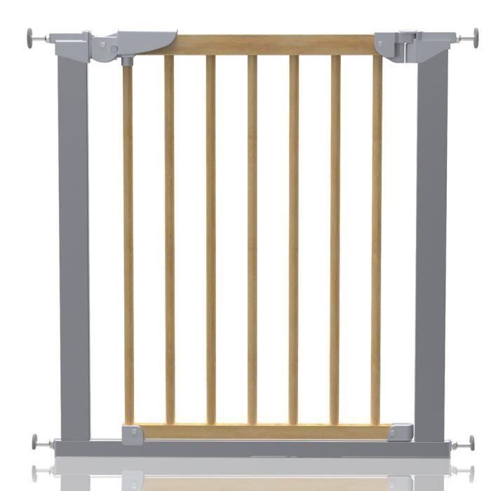 Safetots enroulement en bois de h/être Gate 60.5to 102/cm