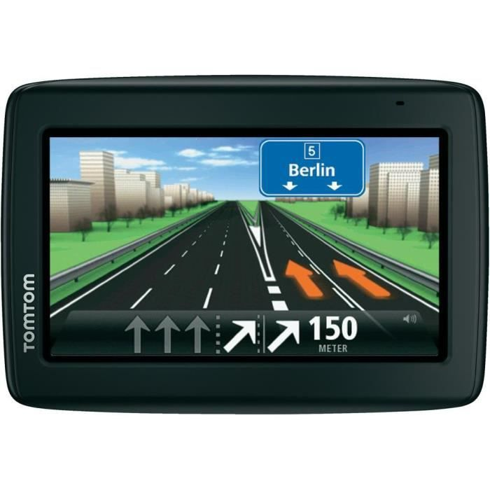 achat carte europe gps tomtom