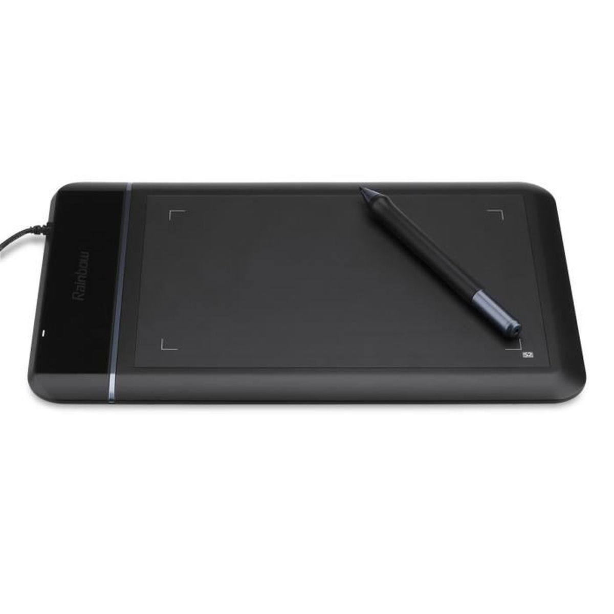 Ugee Cv720 8x5 Tablette A Dessin Graphique Intelligente Avec Stylet