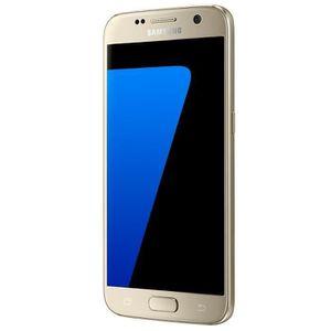 SMARTPHONE RECOND.  (Or)SAMSUNG Galaxy  S7 SM-G930F 32Go 4G  occasion