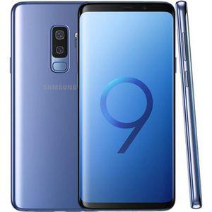 SMARTPHONE 6.2 Pouce (Bleu)Samsung Galaxy S9 Plus S9+ G965U 6