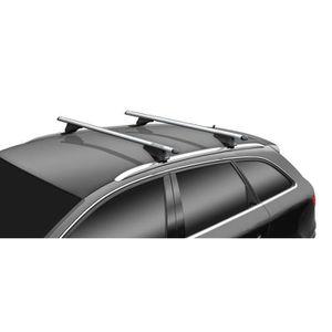 BARRES DE TOIT ALUMINIUM FIAT PANDA 3 5P dès 2015