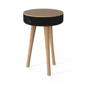 TABLE D'APPOINT GT Company - Table Connectée Bluetooth et chargeur