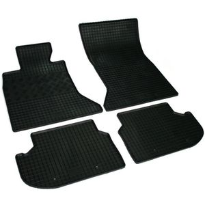 Tapis de sol Set pour BMW f10 f11 5er Limo Touring X-Drive tapis voiture Tapis