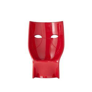 FAUTEUIL Fauteuil Nemo - rotatif - rouge brillant