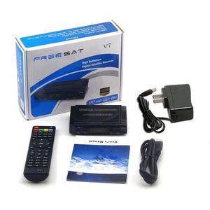 RÉCEPTEUR - DÉCODEUR   DVB-S2 Mini Freesat V7 HD des Récepteurs de Télévi