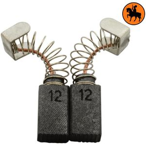 2.0x3.1x5.9 5x8x15mm Balais de Charbon pour HILTI SR16 100 V perceuse Avec arr/êt automatique