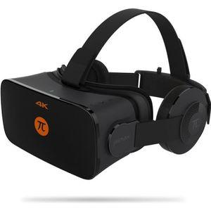CASQUE RÉALITÉ VIRTUELLE PIMAX 4K VR Virtual Reality lunettes 3D pour casqu