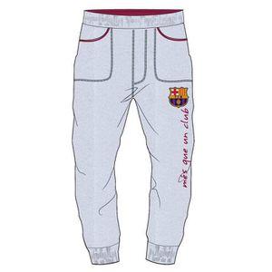 PANTALON Pantalon bas de jogging FC BARCELONE FCB doublé su
