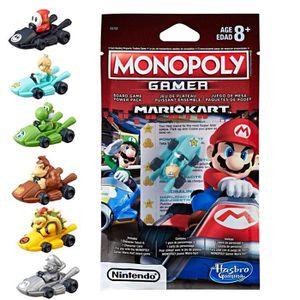 JEU SOCIÉTÉ - PLATEAU MONOPOLY - Mario Kart - Personnages additionnels (