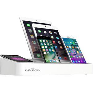 CÂBLE INFORMATIQUE Novodio Ze Box - Station de charge 5 ports USB ave
