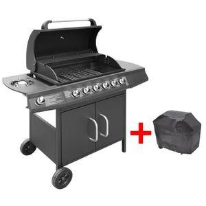 Campingaz Barbecue à Gaz Adelaide 3 Woody L Acier émaillé