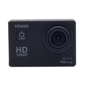 CAMÉRA SPORT PNJ   Caméra Full HD HD600 0,000000