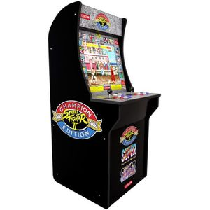 BORNE ARCADE EVOLUTION - Borne de jeu d'arcade Street Fighter 2