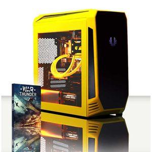 UNITÉ CENTRALE  VIBOX Centre 4.50 PC Gamer Ordinateur avec War Thu