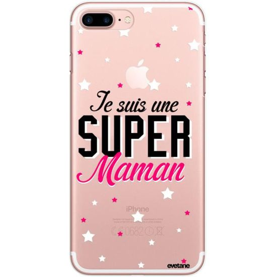 coque iphone 7 plus maman
