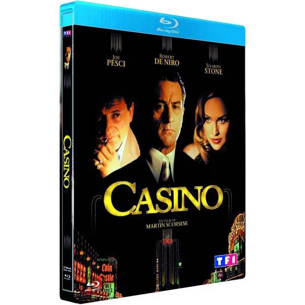 blu ray casino en dvd film pas cher cdiscount. Black Bedroom Furniture Sets. Home Design Ideas