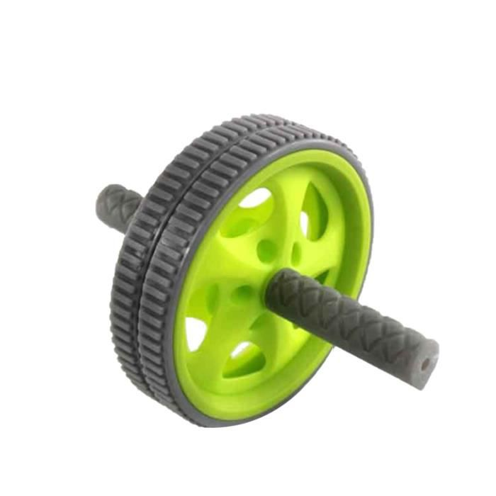 1pc Abs Roller Wheel Professional Man Muscle Training Machine d'équipement d'exercice Durable pour ABDO DEVICE - ABDO BOARD