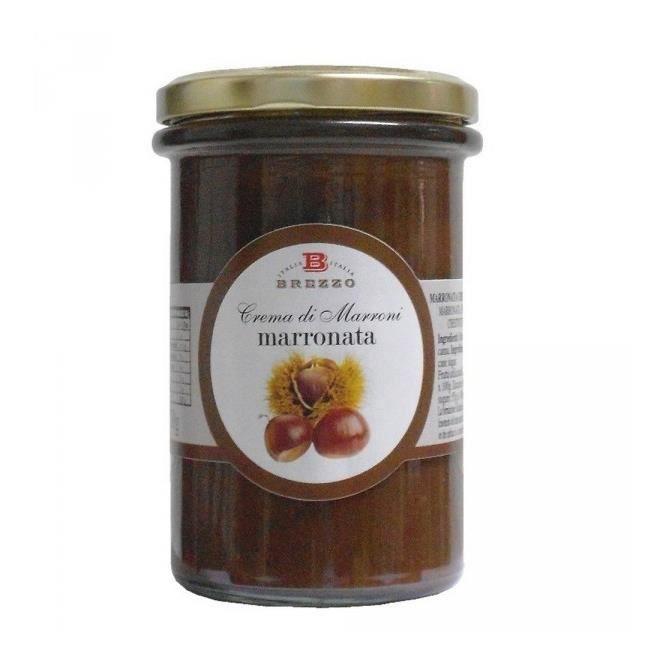 Crème de Marrons du Piémont 350gr