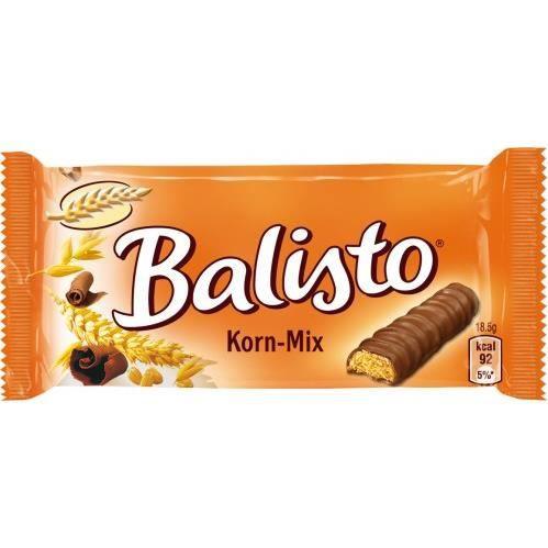 Balisto, barres chocolat, 20 Bars