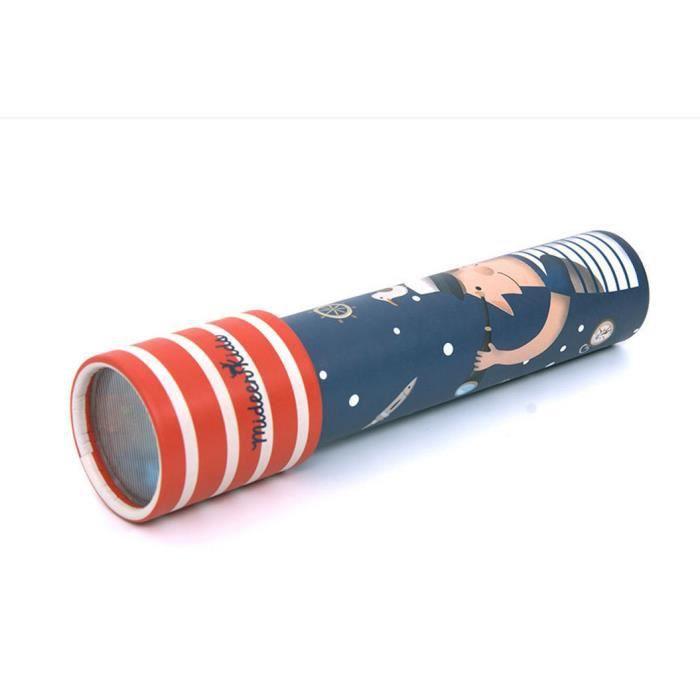 Jouets éducatifs pour bébés jouets enfants Kaléidoscope(marin)