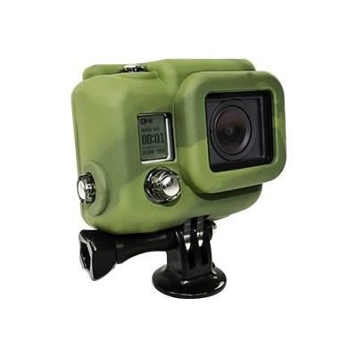 XSORIES Housse en Silicone pour GoPro HD HERO3 - Camouflage