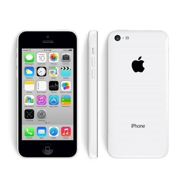 apple iphone 5c 32gb reconditionn a neuf blanc achat. Black Bedroom Furniture Sets. Home Design Ideas