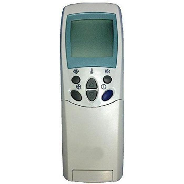 T/él/écommande de Remplacement pour LG 6711A20096C Climatiseur Universel LCD T/él/écommande pour Air Condition Blanc