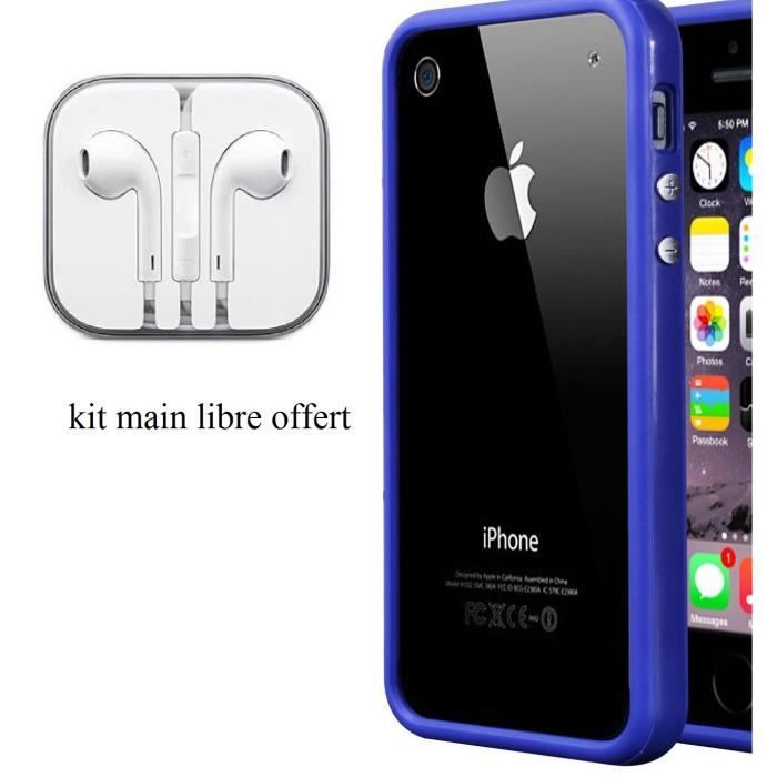 kit main libre iphone 4. Black Bedroom Furniture Sets. Home Design Ideas