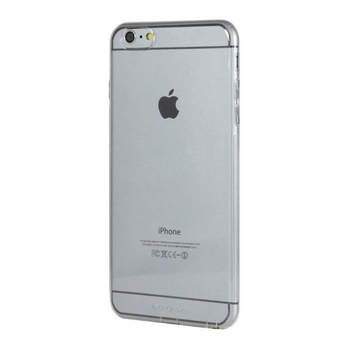 Coque ultra fine G-Case Transparente iPhone 6 Plus