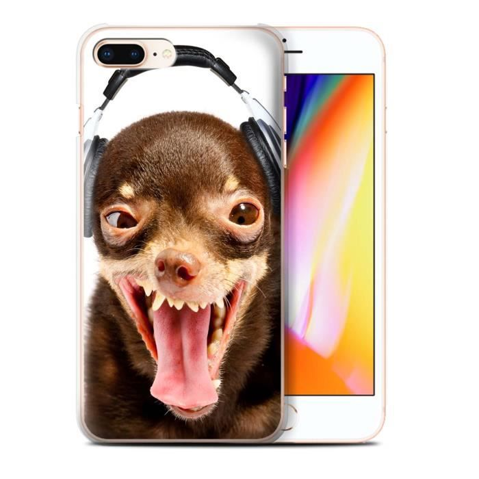 coque animaux iphone 8