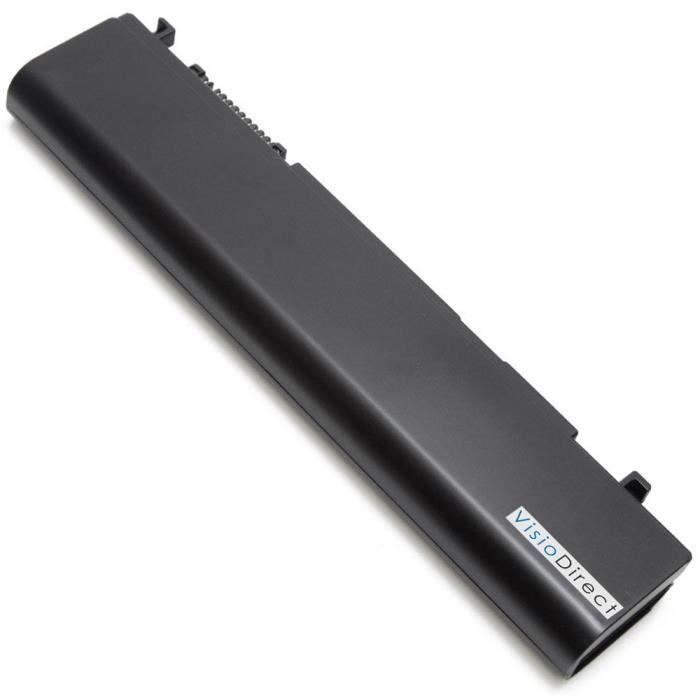 Visiodirect Batterie Compatible Toshiba Portege R700 R830 R930 PA3931U-1BRS 10.8V 4400mAh