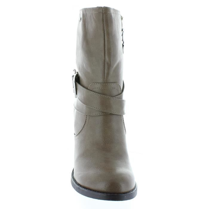 Bottes pour Femme MTNG 52516 SWEET COW TAUPE
