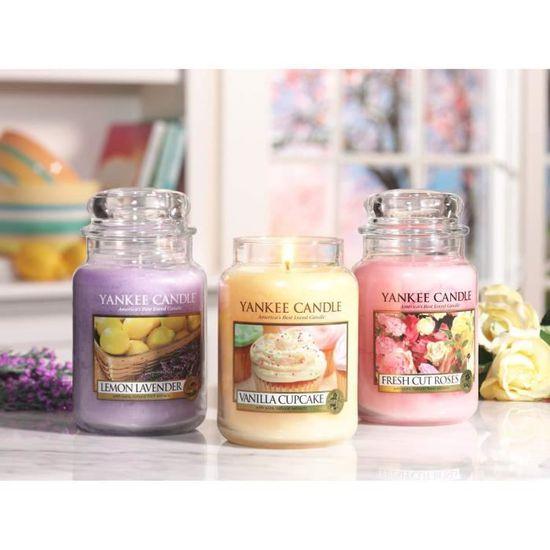 Yankee Candle bougie jarre parfum/ée Nuit de No/ël jusqu/à 150 heures de combustion grande taille