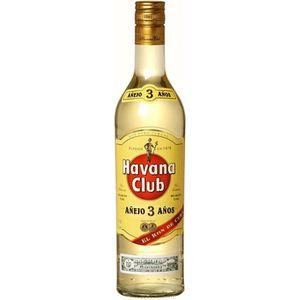 RHUM Rhum 3 ans 70 cl Havana Club
