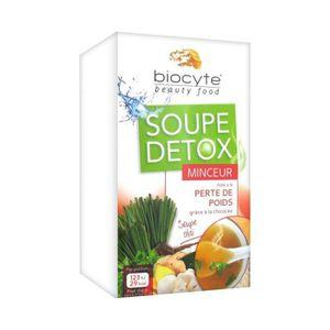 SOUPE Biocyte Soupe Détox Minceur 144 g