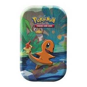 CARTE A COLLECTIONNER Pokemon Mini Tin Box Dracaufeu : Amis de Kanto - C