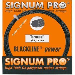 Signum Pro Poly Plasma Cordage de raquette de tennis 100 m x 1,23 mm Orange