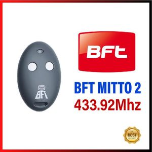 TELECOMMANDE OUVERTURE PORTAIL BFT MITTO-2A  2 BOUTONS