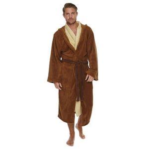 Officiel Star Wars Jedi Disney Peignoir de bain robe fantaisie taille unique tous les