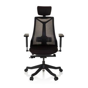 CHAISE DE BUREAU hjh OFFICE 731410 chaise de bureau FALUN tissu mai