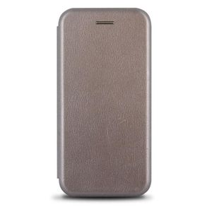 HOUSSE - ÉTUI Etui folio Clam Apple iPhone 7+ / 8+ Gris Sidéral