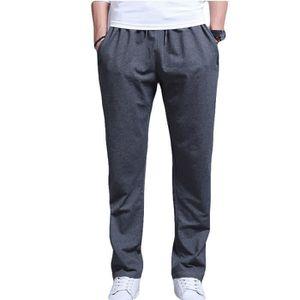 SURVÊTEMENT Pantalon de jogging Homme grande taille Droit Pant