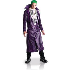 DÉGUISEMENT - PANOPLIE Déguisement Joker Suicide Squad luxe adulte