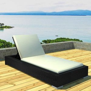 bain de soleil avec matelas achat vente bain de soleil. Black Bedroom Furniture Sets. Home Design Ideas