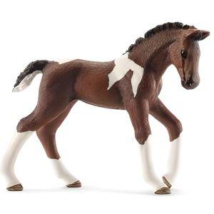 FIGURINE - PERSONNAGE SCHLEICH Figurine 13758 - Cheval - Poulain Trakehn