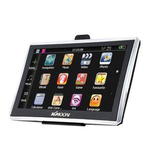 GPS AUTO HD Écran Tactile Portable GPS Navigateur 128MB FM