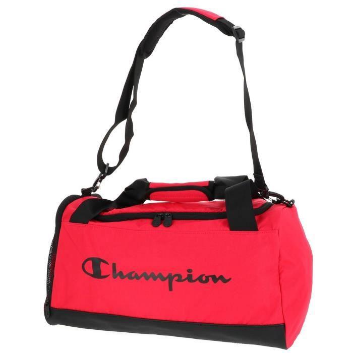 Sac de sport Small dufflel fus sac sport - Champion UNI Rouge