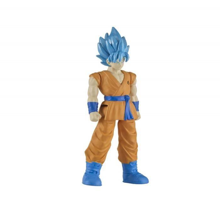 Dragonball Z Dragon Ball Autre Figurine de Combat Super Saiyan Goku Bleu (Bandai ) - 35958