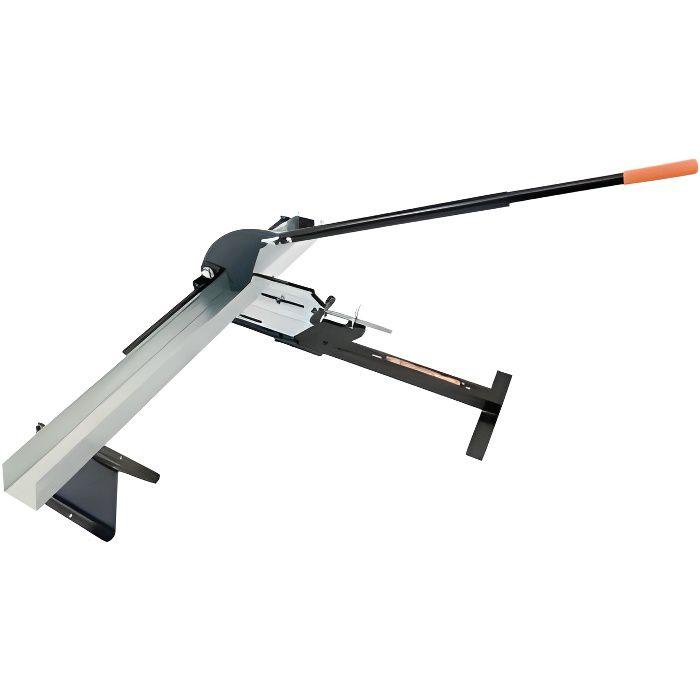 Guillotine pour rails et montants jusqu a 125mm…